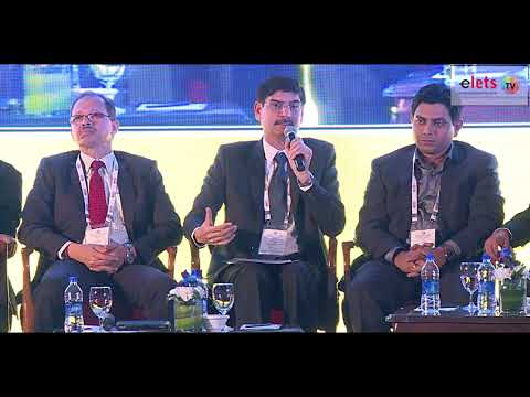 elets FIPS 2015 - J K Thakar, General Manager – Outreach, State Bank of India