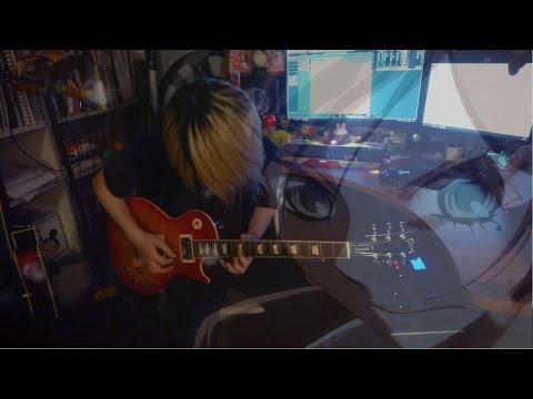 覆面系ノイズ - in NO hurry to shout - スパイラル「Spiral」by Nino/Fukumenkei Noise - Guitar Cover