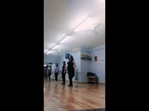 ballo coreografico g7 DESPACITO gruppo intermedio