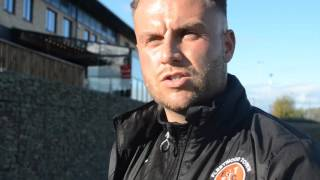 Nathan Rooney on Development Squad progression | Interview