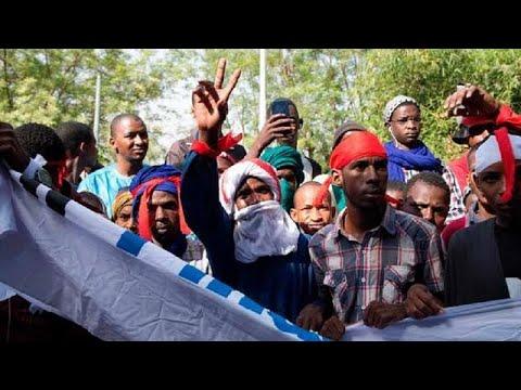 Mali: marche des peuls après des violences intercommunautaires [no comment]