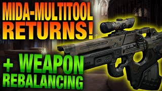 Briar Ramble - MIDA-MULTITOOL Returns - Weapon Balance Thoughts - Iron Banner Clash