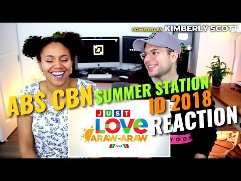 """ABS-CBN Summer Station ID 2018 """"Just Love Araw-Araw"""" 