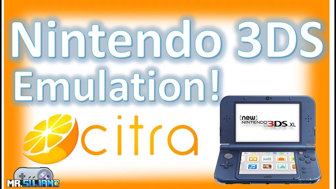 The Best Nintendo 3DS Emulator: Citra (Windows/MAC/Linux) - Install &  Tutorial