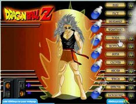 Goku super saiyan 6 youtube - Super saiyan 6 goku pictures ...