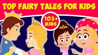 Top Fairy Tales In English  Hansel And Gretel   Cinderella   Snow White And The Seven Dwarfs