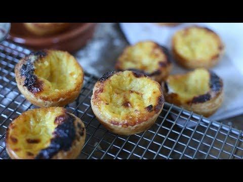 French Custard Tartlet Recipe - Easy Sweet Treat (Similar to portuguese tart)
