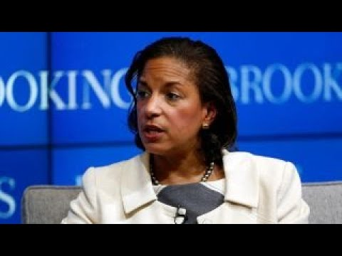 Susan Rice faces questions by senators over 'unusual' email