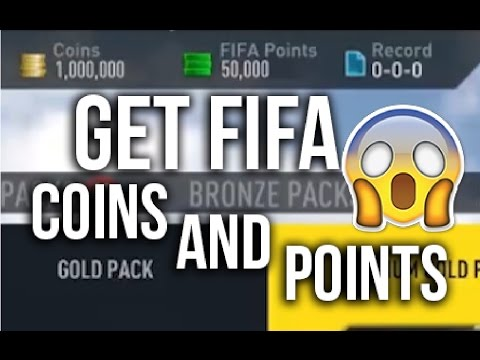 Fifa 17 Hack - Free Fifa 17 Coins & Points Cheats + PACK OPENINGS!
