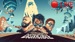 Markiplier Distractible LIVE (Just Chatting) Stream | July 6th, 2021