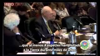 2 extraterrestres vivos trabajan con el gobierno de Estados