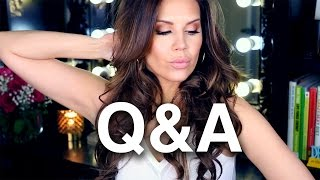 Q&A | My Age - Plastic Surgery - Lip Injections - Married??? thumbnail