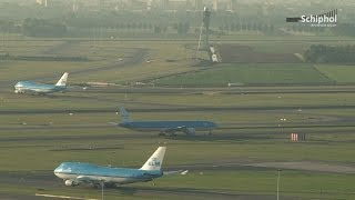 The runway system of Schiphol. How does it work?