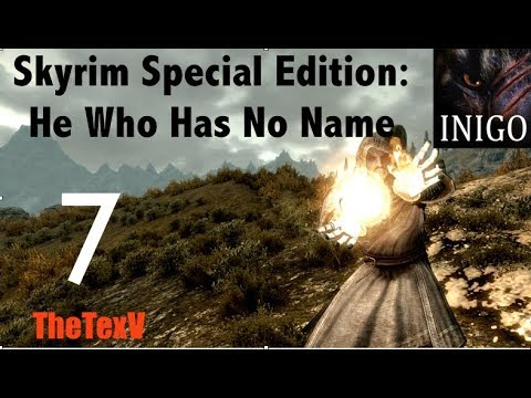 Skyrim Special Edition: He Who Has No Name 7 | Butterfly Murder Rampage Too Gruesome For TV