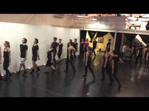 Chorégraphie stage Rachel Downey