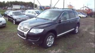 2007 Volkswagen Touareg.Start Up, Engine, and In Depth Tour.