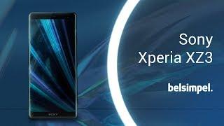 Sony Xperia XZ3 Review (NL) | Best Sony smartphone?