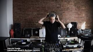 Satoshi Tomiie on Abstract Architecture, A_A and Yoyakuza - Exclusive Live DJ Mix