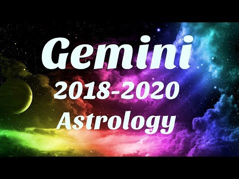 Gemini 2018-2020 Astrology SOMETHING AMAZING Happens For You, SERIOUS MANIFESTING