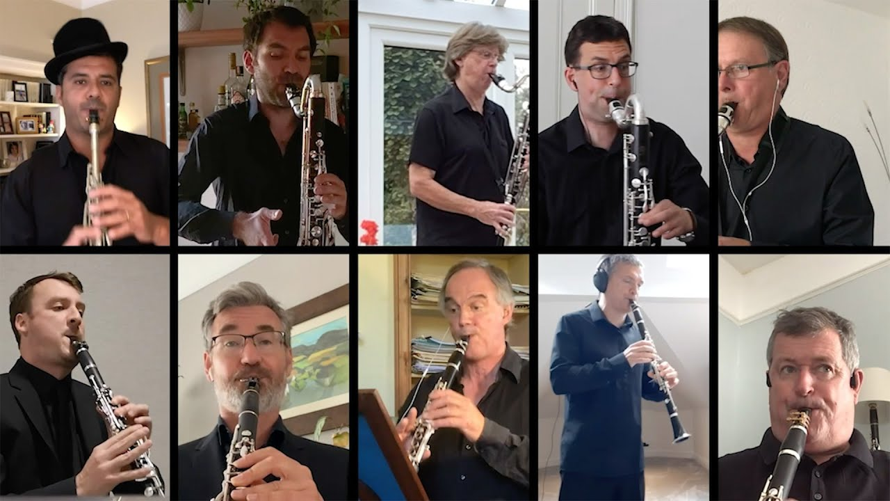 The Clarinets of the BBC Orchestras (BBC Instrumental Sessions)