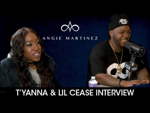 T'yanna Wallace & Lil Cease Talk Biggie Legacy