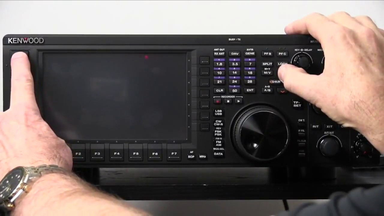 Ts-590s ver. 1. 07 – technote – howtos byg3nrw – in-dep manual – pw.