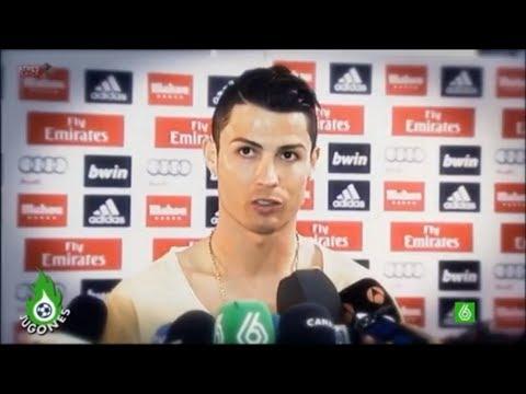 Cristino Ronaldo se queja del árbitro en el clásico | 23 marzo