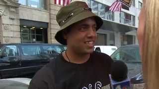 Hotdog vendor rips off customers at Ground Zero - NBC News New York