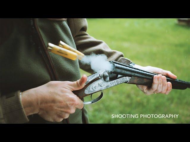 Slow Motion Clay Shooting - Phantom Flex