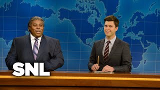 Weekend Update: Al Sharpton on the Secret Service - SNL