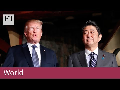 Trump and Abe discuss N Korea summit