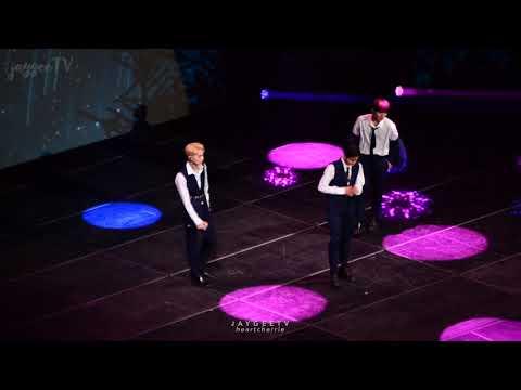 180624 WANNA ONE - unit performances...