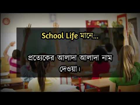 School Life মানে | Bangla Emotional Story Of School Life | Osomapto_(অসমাপ্তভালোবাসা)