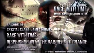 Race with Time 6 | Crystal Clark & James Horak | Dispensing with the Barriers to Change