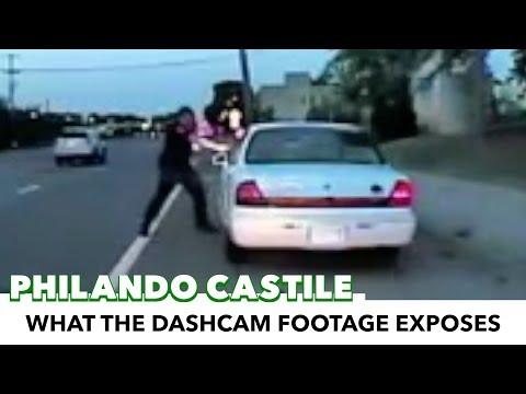 What The Dashcam Footage Of Philando Castile's Murder Exposes