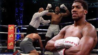Anthony Joshua All Knockouts 2020