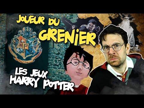 oueur du grenier - HARRY POTTER