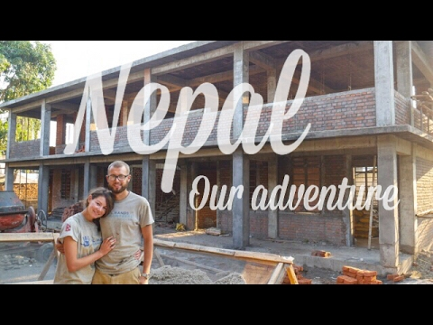 Nepal! Our Adventure - Travel Diary [4K]
