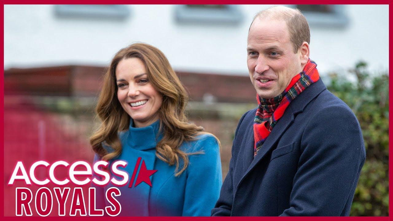 Kate Middleton & Prince William Hit Instagram Milestone