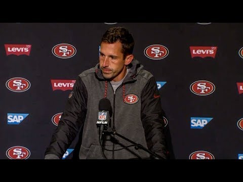 Kyle Shanahan Breaks Down Week 2 Loss Against Seahawks