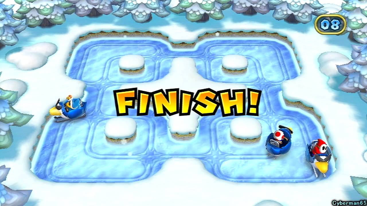 Mario Party 9 Story Mode Solo Part 6 Bowser Station Final