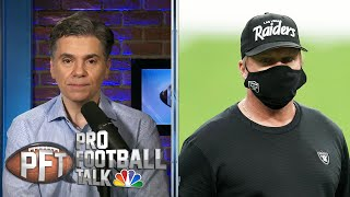 Jon Gruden must be held responsible for Raiders' COVID-19 issues | ProFootballTalk | NBC Sports