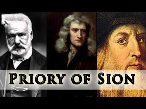 What is the Priory of Sion?