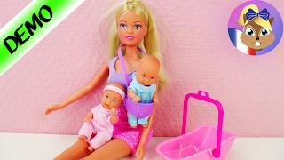 Poupée de bébé enceinte