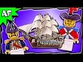Lego Pirates IMPERIAL FLAGSHIP 10210 Stop Motion Build Review