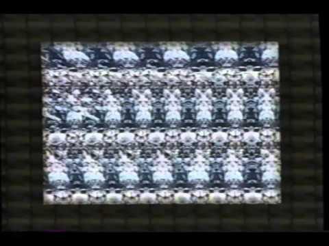 Magic Eye Video (Volume 1) 3D stereogram