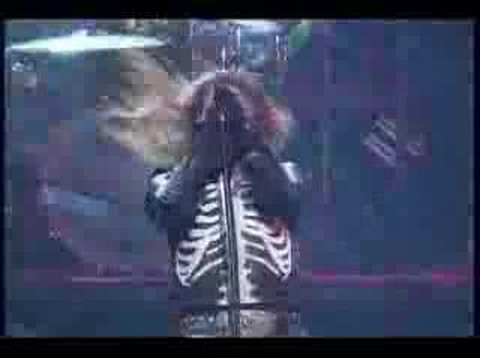 Rob Zombie - American Witch (Live On Letterman)