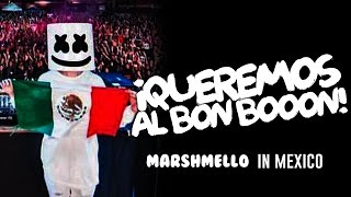 Marshmello in Mexico