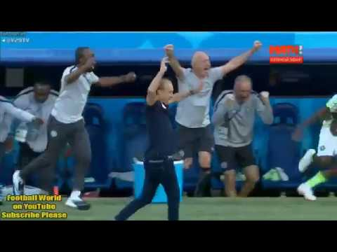 Download Nigeria vs Iceland 2-0 FIFA World Cup 2018   Highlights