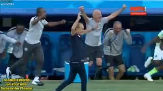 Nigeria vs Iceland 2-0 FIFA World Cup 2018   Highlights